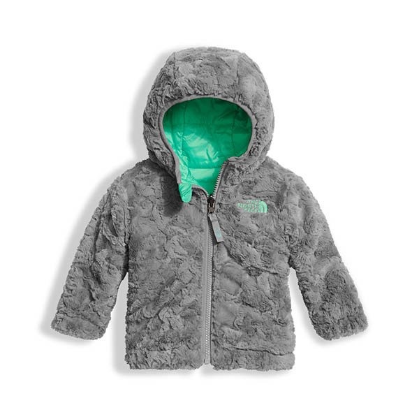 e923367d8a1e The North Face Infant Reversible Mossbud Swirl Hoodie