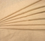 """Cotton Linen Solid Natural Width 62/64"""""""