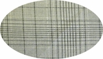 """Cotton Yarn Dyed Brushed Gray <br> Width 40/42"""""""