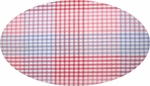 """Cotton Yarn Dyed Brushed or Flat Red/White/Blue <br> Width 40/42"""""""