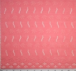 """Eyelet Embroidery Pink 5K005 Width 41/42"""""""