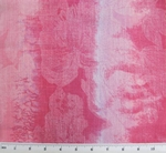 Linea Fabric Hot Pink/Lilac Width 58/60""