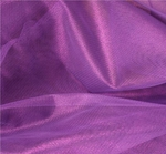 """Mesh With All Over Foil Solid Purple/Purple Width 58/60"""""""