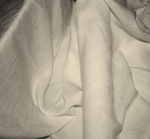 """Rayon Floral Jacquard 1D353 Ivory Width 53/54"""""""
