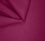 """Shantung Solid Berry <br> Width 58/60"""""""