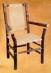 Old Hickory #608C Arm Chair