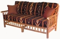 Old Hickory Asheville Loveseat
