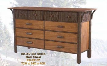 Old Hickory Big Ranch Mule Chest