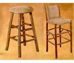 Counter & Bar Stools by Old Hickory