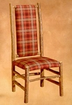 Old Hickory High Back Dining Chair