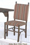 Old Hickory John Muir Side Chair