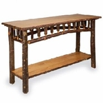 Old Hickory North Country Sofa Table