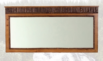 Old Hickory Old Faithful Landscape Mirror