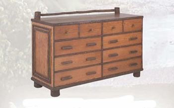 Old Hickory Old Faithful Mule Chest