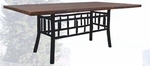 Old Hickory American Rustic Dining Table