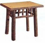Old Hickory Big Country End Table