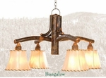 Old Hickory Bungalow Hanging Light