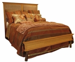Old Hickory Calistoga Bed-Queen