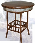 """Old Hickory 48"""" Catskill Valley Table"""