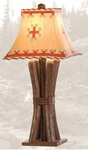 Old Hickory Harvest Table Lamp