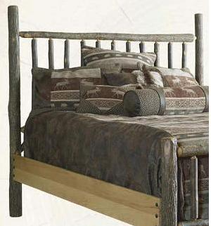Old Hickory Lake & Lodge Bed Headboard