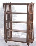Old Hickory Loon Retreat Bookcase