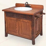 Old Hickory Old Faithful Classic Vanity