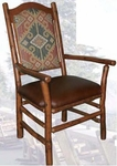 Old Hickory Pagosa Arm Chair