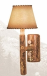 Old Hickory Rocky Mountain Single Sconce