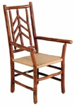 Old Hickory Smoky Mountain Indoor Arm Chair