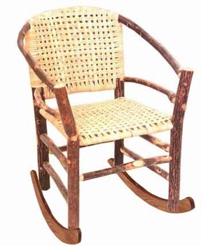 Old Hickory Two Hoop Medium Rocker