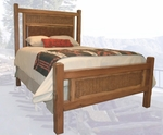 Old Western Trails Queen Bed