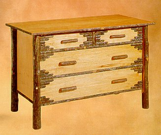Phoenix Four-Drawer Chest