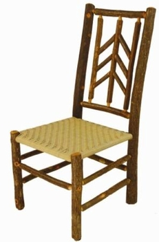 Old Hickory Smoky Mountain Outdoor Dining Side Chair