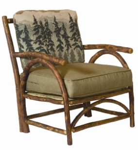 Old Hickory Sun Valley Outdoor Club Chair
