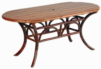 Old Hickory Sun Valley Outdoor Large Dining Table