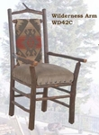 Old Hickory Wilderness Arm Chair