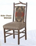 Old Hickory Wilderness Side Chair