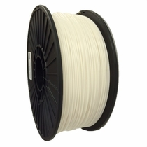 Maker Series ABS - 3D Filament - 1.75mm - True White 1kg