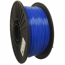 Crystal Flex 3D Filament - Crystal Blue (Translucent)  / 1kg - 1.75mm