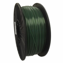 Crystal Series PETG - 3D Filament - 2.85mm - Translucent Green - 1KG