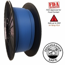 Raptor Series PLA - High Performance 3D Filament - Vivid Blue  -   1.75mm  -  1KG