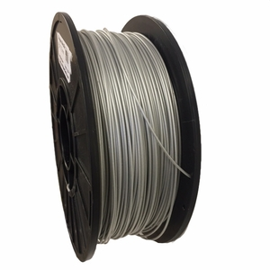 Dragons Metallic PLA - Pure Shine Silver 2.85mm - 1kg
