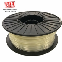 Maker Series PLA - 3D Filament - Food Safe FDA OK - 1.75mm - 1KG