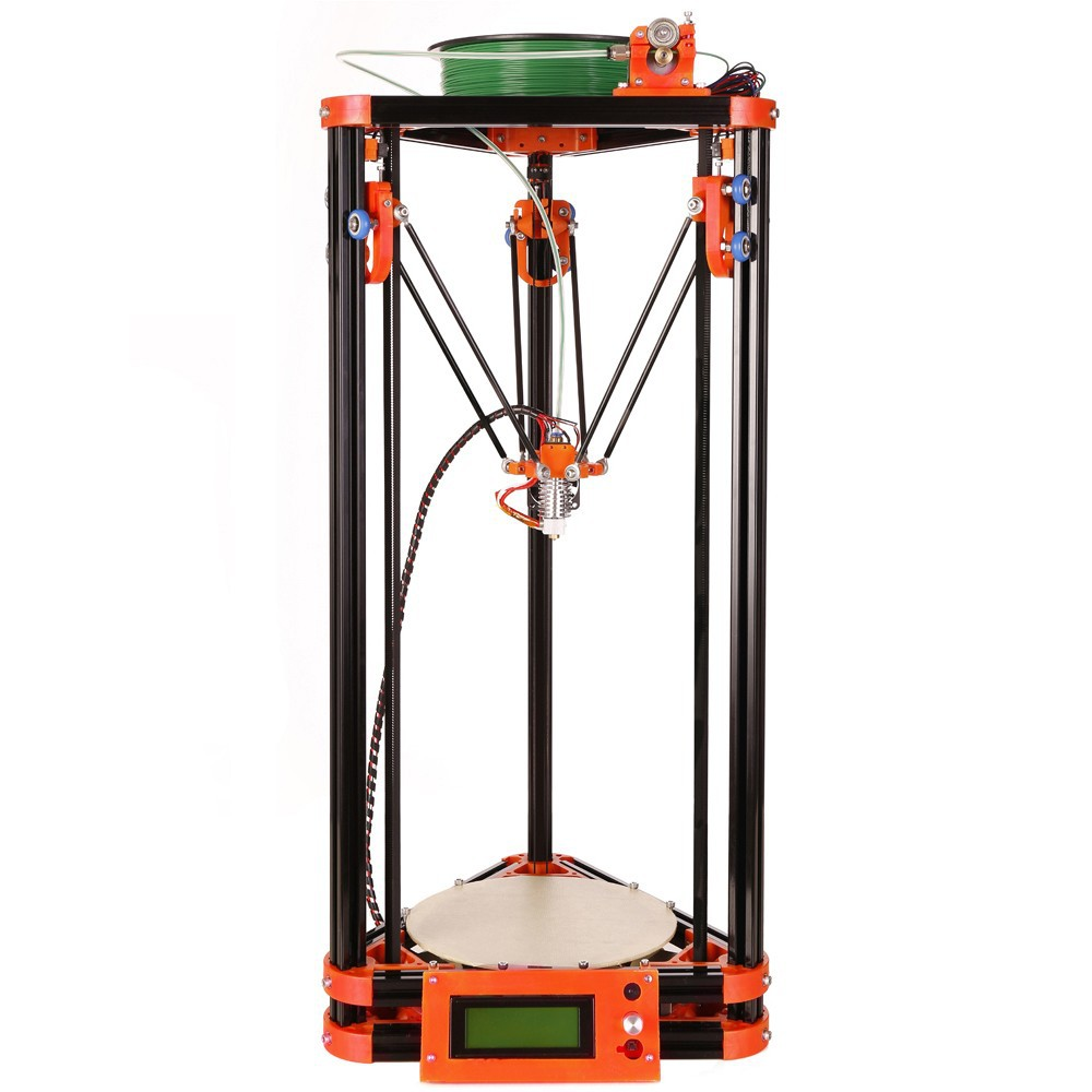 Mini kossel 3d printer kit 4kg free 3d filament - Filament imprimante 3d ...