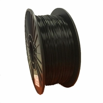 Maker Series ABS - 3D Filament - 2.85mm - Dark as Night Black 1kg