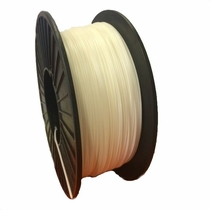 Maker Series ABS - 3D Filament - 2.85mm - Pure Bone (Natural ABS) 1kg