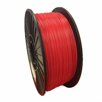 Maker Series ABS - 3D Filament - 2.85mm - Red Bird Red 1kg