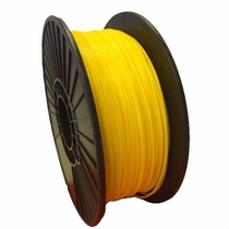 Maker Series PLA - 3D Filament -  1.75mm - Sun Punch Yellow 1kg