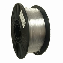 Optically Clear 3D Filament